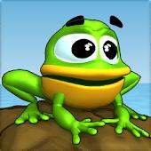Frantic Frogger Free