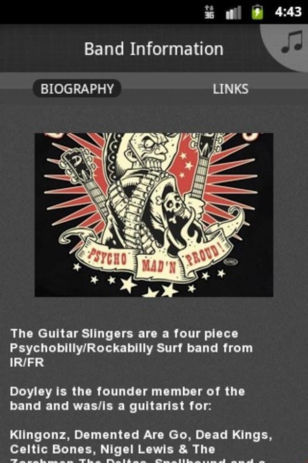 Guitar Slingers - screenshot