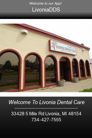 Livonia Dental Care - screenshot