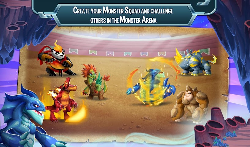 android Monster Legends Screenshot 2