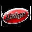 iBiker logo