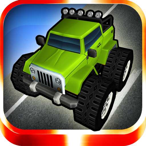 Fun Driver : Monster Truck LOGO-APP點子