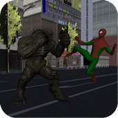 Spider Junior 2 man of order APK Descargar