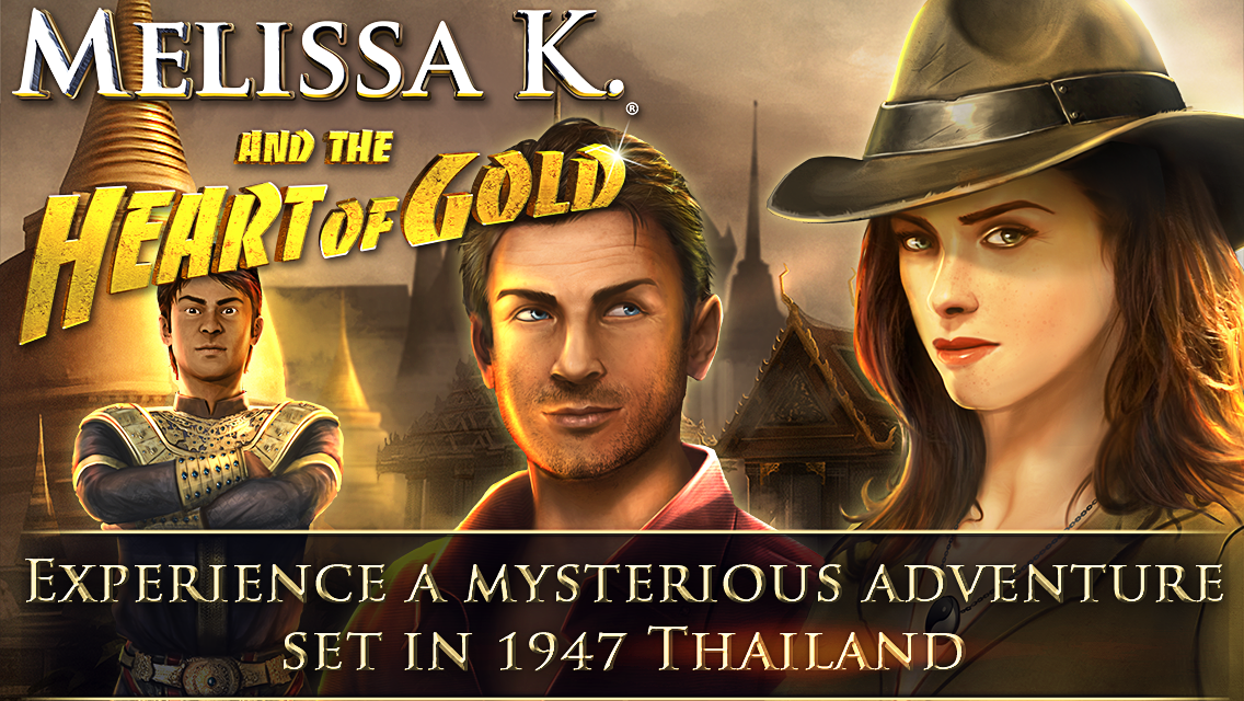 Melissa K. & the Heart of Gold- screenshot