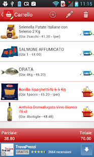La Spesa Semplice - screenshot thumbnail