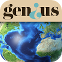Genius Geography Quiz Lite icon