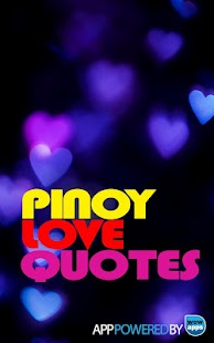Pinoy Love Quotes - screenshot thumbnail