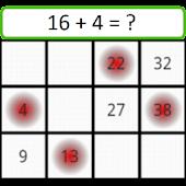 Bingo Math FREE