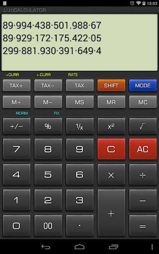 DuoCalculator