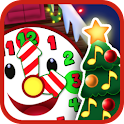 Christmas Toy Clock HD