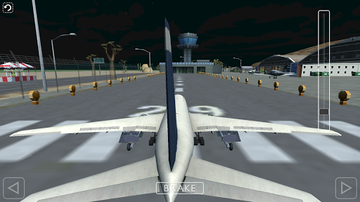 Jet Flying Game