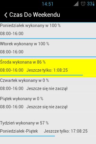 Czas Do Weekendu 0.2 screenshots 3