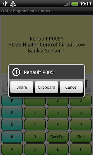 【免費交通運輸App】OBD2 Check Engine Fault Codes-APP點子