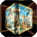 3D Shree Krishna LWP icon