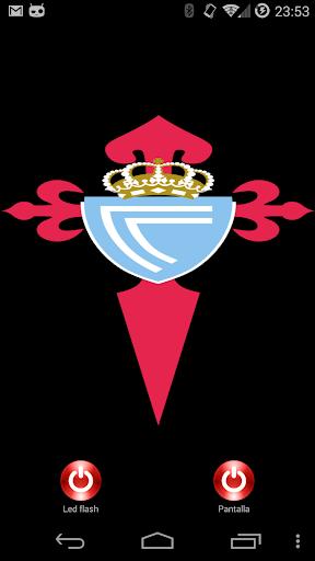 Lantern flash Celta de Vigo