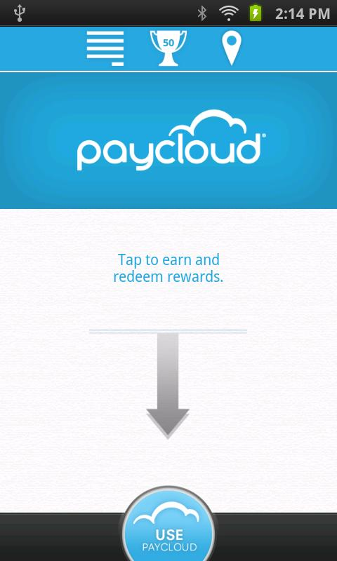 Paycloud - screenshot