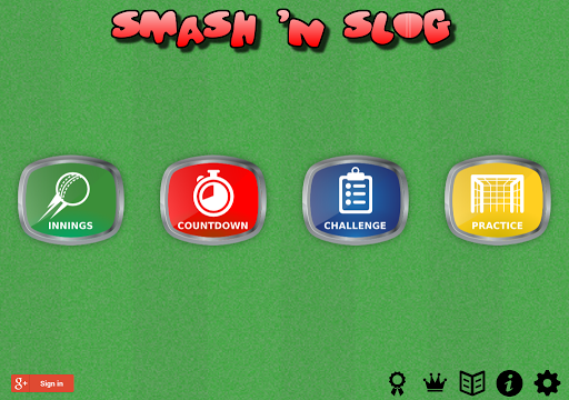 【免費體育競技App】Smash and Slog Cricket-APP點子