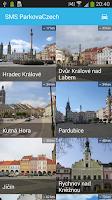 Screenshot of SMS ParkovaCzech