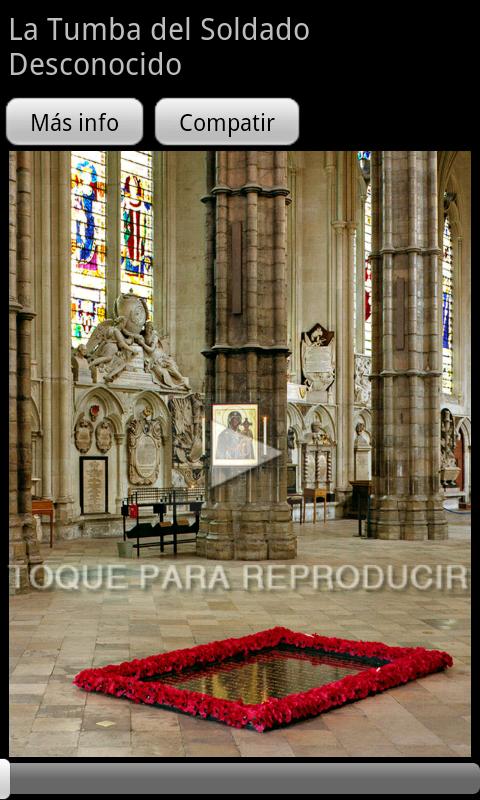 Abadía de Westminster - screenshot