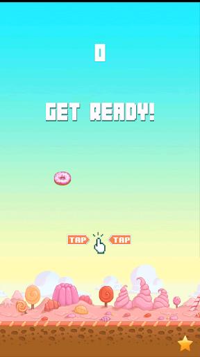 Flappy Donut