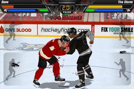 Hockey Fight Lite 1.67 screenshot 99327