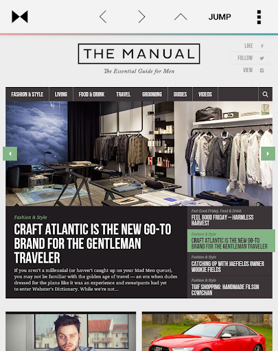 Men's Shopping Style Guides