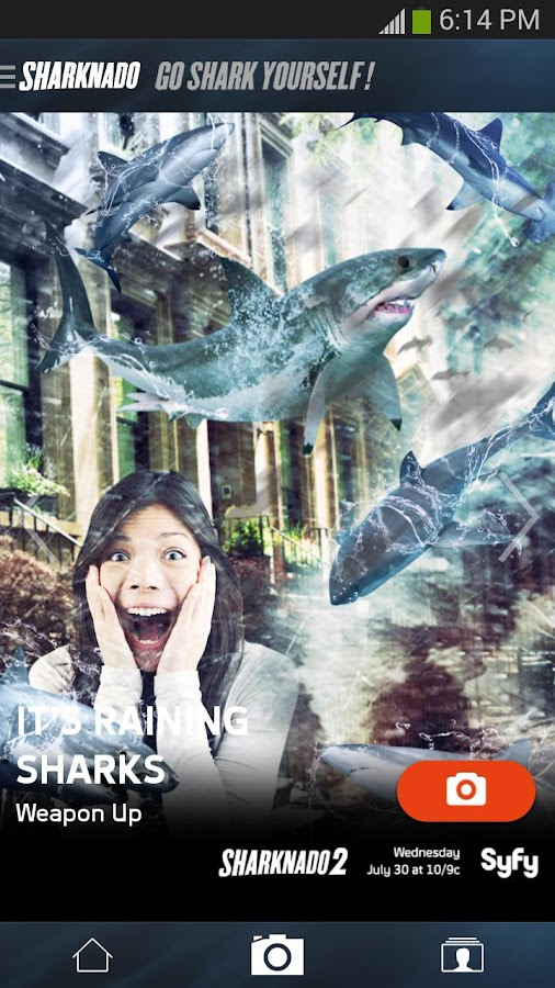 Sharknado: Go Shark Yourself! - screenshot