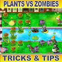 Plants vs Zombies Tricks logo