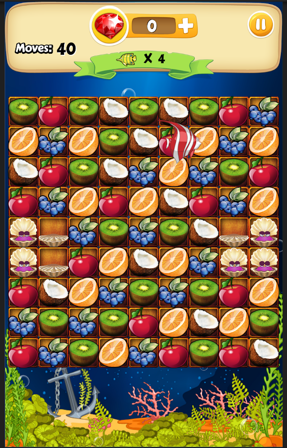 Fruit bump android