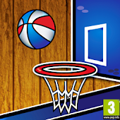 Mini Basketball HD Tipshot