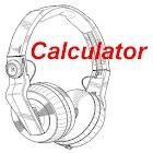 Headphone Calculator icon