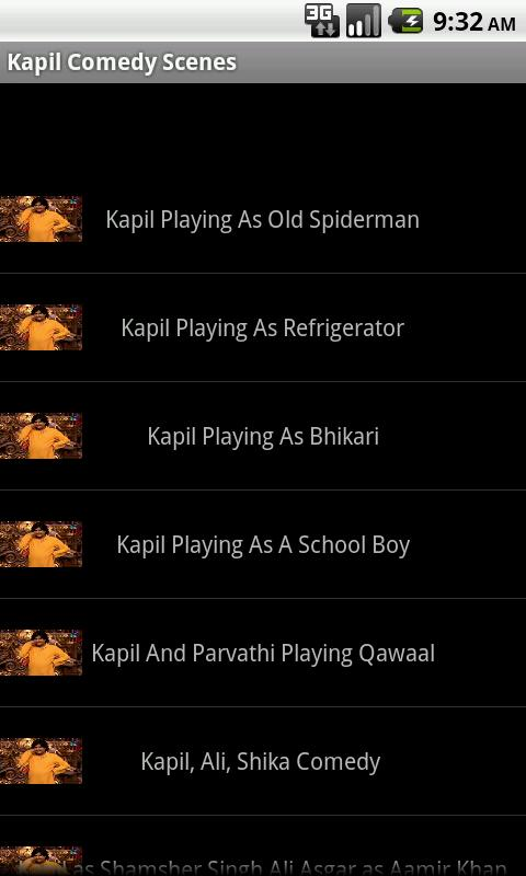 Kapil Comedy Videos - screenshot