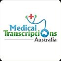 Medicaltranscription Australia icon