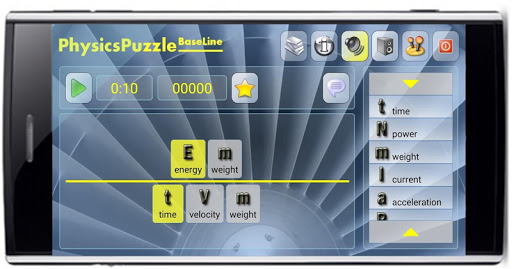 Physics Puzzle BaseLine