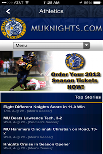The Mapp @ Marian University - screenshot thumbnail