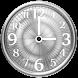 Nice Silver Clock FREE