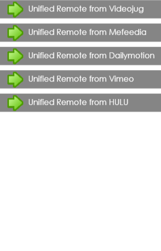 Unified Remote guide