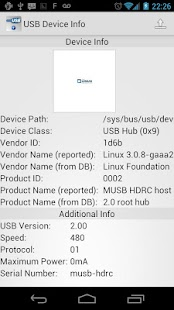 USB Device Info- screenshot thumbnail