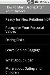 Start Dating After Divorce