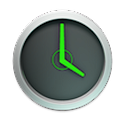 Clock ICS icon