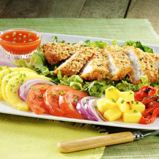 Mango Tango Tilapia Salad