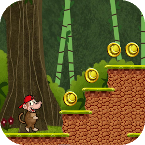 اللعبة الرائعة Jungle Monkey