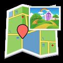 GPS Photo icon