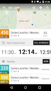 Ste-Julie Bus - MonTransit - náhled