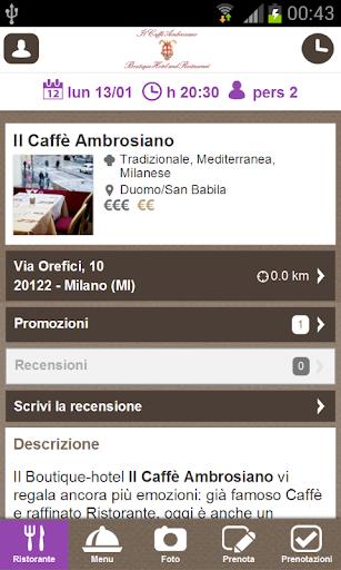 Il Caffè Ambrosiano