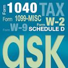Ask A Tax Preparer icon