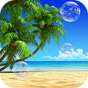 Summer Beach Live Wallpaper icon