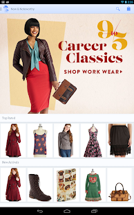 ModCloth - screenshot thumbnail