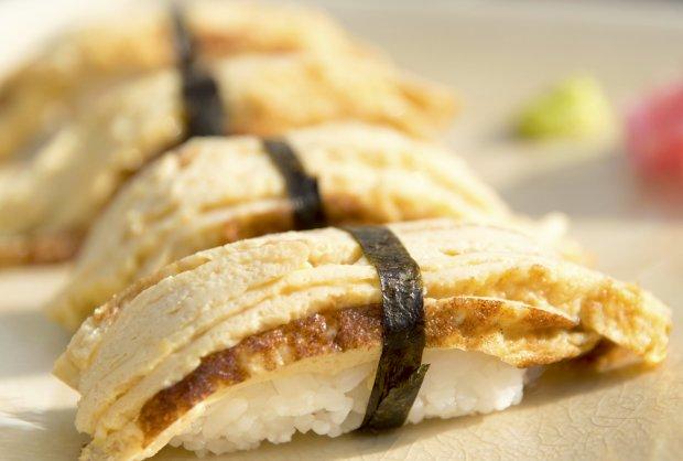 Shrimp and Mountain Yam Tamago Recipe