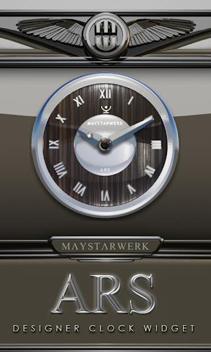 Analog Clock Widget Ars
